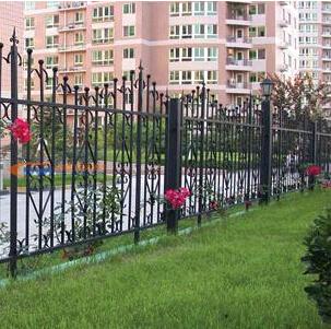 铁艺护栏加工